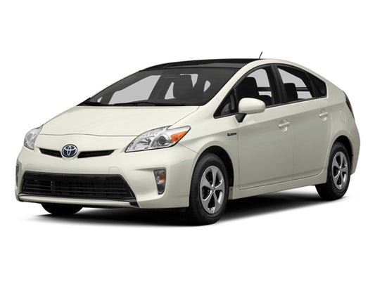 2017 Toyota Prius One Two Three Four Five Persona In Simi