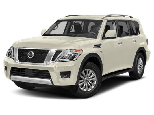 2019 Nissan Armada Sv In Simi Valley Ca Nissan Armada First