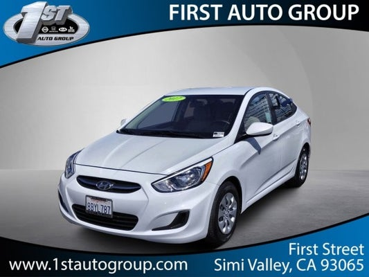 Used Hyundai Accent Se Simi Valley Ca