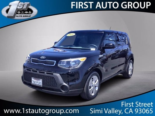 2015 Kia Soul In Simi Valley Ca Kia Soul First Nissan Of Simi Valley